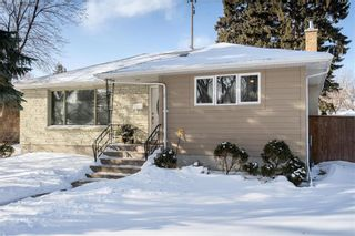 Photo 1: 903 Campbell Street in Winnipeg: River Heights South Residential for sale (1D)  : MLS®# 202102438