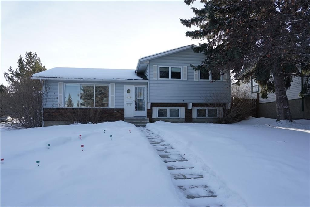 Main Photo: 500 QUEEN CHARLOTTE Road SE in Calgary: Queensland House for sale : MLS®# C4161962