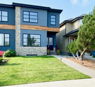 Main Photo: 437 50 Avenue SW in Calgary: Windsor Park Semi Detached for sale : MLS®# A1141403
