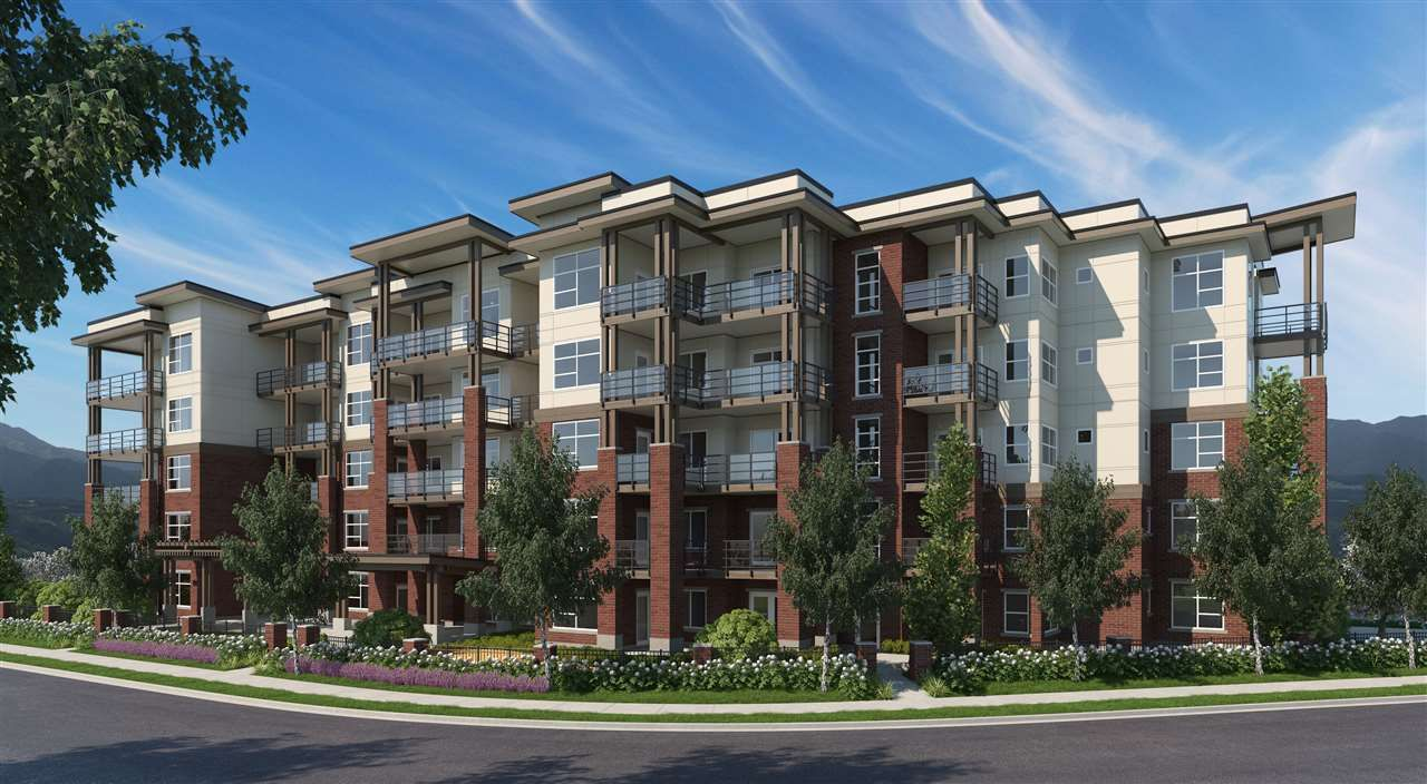 """Main Photo: 504 22577 ROYAL Crescent in Maple Ridge: East Central Condo for sale in """"THE CREST"""" : MLS®# R2253942"""