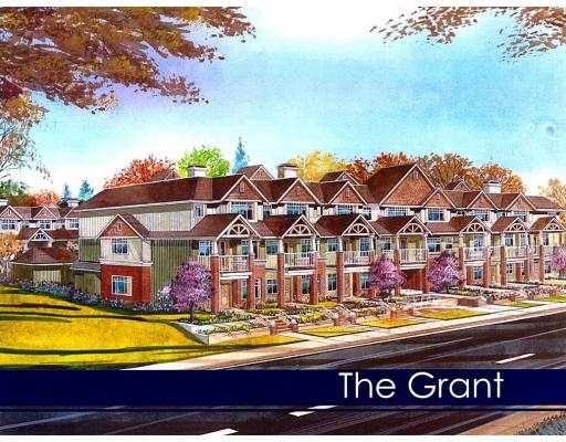 "Main Photo: 213 1567 GRANT AV in Port Coquiltam: Glenwood PQ Townhouse for sale in ""THE GRANT"" (Port Coquitlam)  : MLS®# V576365"