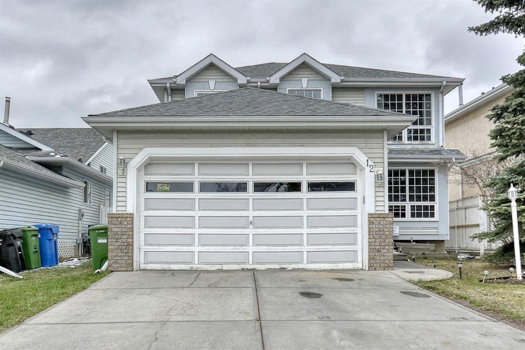 Main Photo: 12 Citadel Drive NW in Calgary: Citadel Detached for sale : MLS®# A1097700