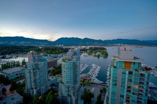 """Photo 33: 2701 1499 W PENDER Street in Vancouver: Coal Harbour Condo for sale in """"WEST PENDER PLACE"""" (Vancouver West)  : MLS®# R2614802"""