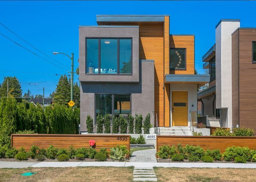 Main Photo: 4695 W 9TH Avenue in Vancouver: Point Grey House for sale (Vancouver West)  : MLS®# R2588730