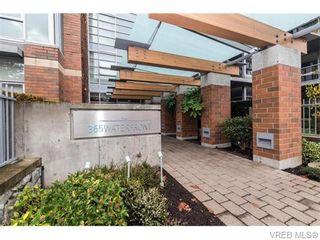 Photo 1: 107 365 Waterfront Cres in VICTORIA: Vi Rock Bay Condo for sale (Victoria)  : MLS®# 745023
