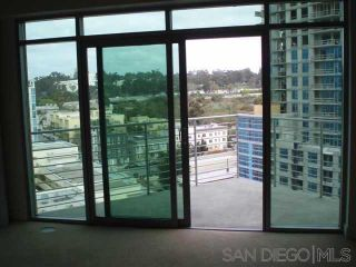 Photo 5: DOWNTOWN Condo for rent : 1 bedrooms : 801 Ash #902 in San Diego