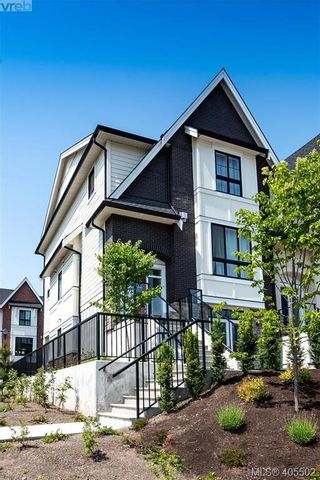 Photo 1: 2854 Turnstyle Cres in VICTORIA: La Langford Lake Row/Townhouse for sale (Langford)  : MLS®# 805715