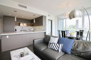 """Photo 3: 707 6538 NELSON Avenue in Burnaby: Metrotown Condo for sale in """"THE MET2"""" (Burnaby South)  : MLS®# R2399182"""