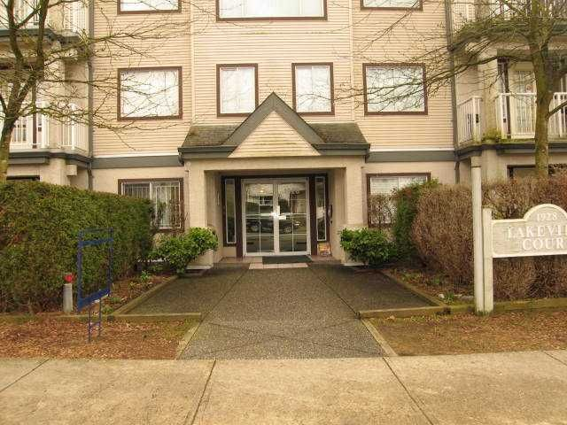 """Photo 2: Photos: # 306 1928 E 11TH AV in Vancouver: Grandview VE Condo for sale in """"Lakeview Court"""" (Vancouver East)  : MLS®# V873866"""