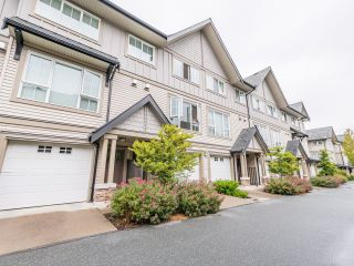 """Photo 1: 263 2501 161A Street in Surrey: Grandview Surrey Townhouse for sale in """"Highland Park"""" (South Surrey White Rock)  : MLS®# R2467326"""