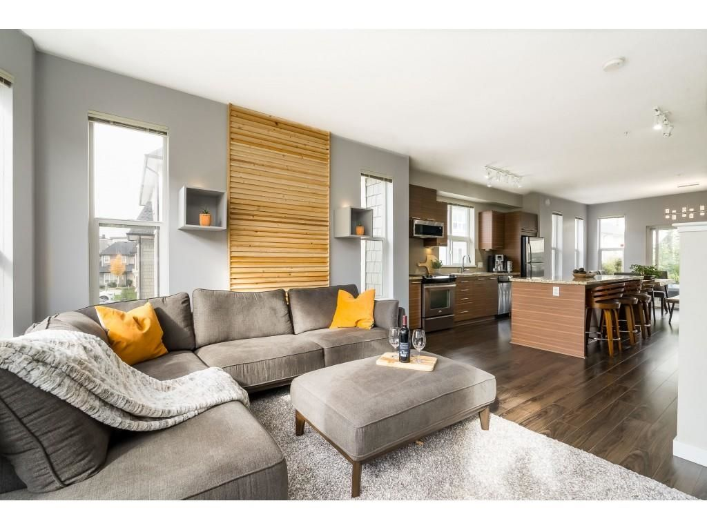 """Main Photo: 108 7938 209 Street in Langley: Willoughby Heights Townhouse for sale in """"RED MAPLE PARK"""" : MLS®# R2624656"""