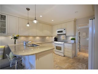"""Photo 5: 1449 MCRAE AV in Vancouver: Shaughnessy Townhouse for sale in """"McRae Mews"""" (Vancouver West)  : MLS®# V1010642"""