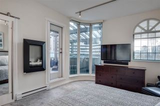 "Photo 18: 281 SMITHE Street in Vancouver: Downtown VW Townhouse for sale in ""ROSEDALE GARDENS"" (Vancouver West)  : MLS®# R2545316"