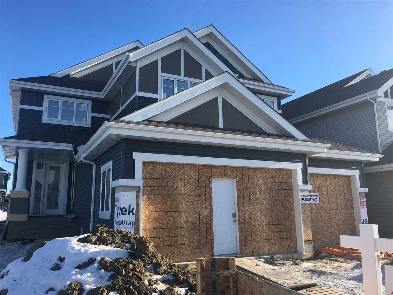 Main Photo: 4409 Suzanna Crescent in Edmonton: Zone 53 House for sale : MLS®# E4221391