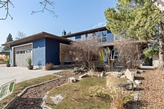 Photo 2: 96 Woodlark Drive SW in Calgary: Wildwood Detached for sale : MLS®# A1091824