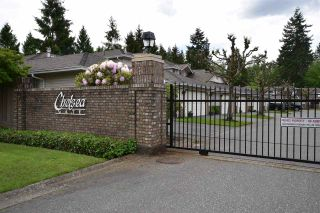 """Photo 1: 103 9715 148A Street in Surrey: Guildford Townhouse for sale in """"Chelsea Gate"""" (North Surrey)  : MLS®# R2169261"""