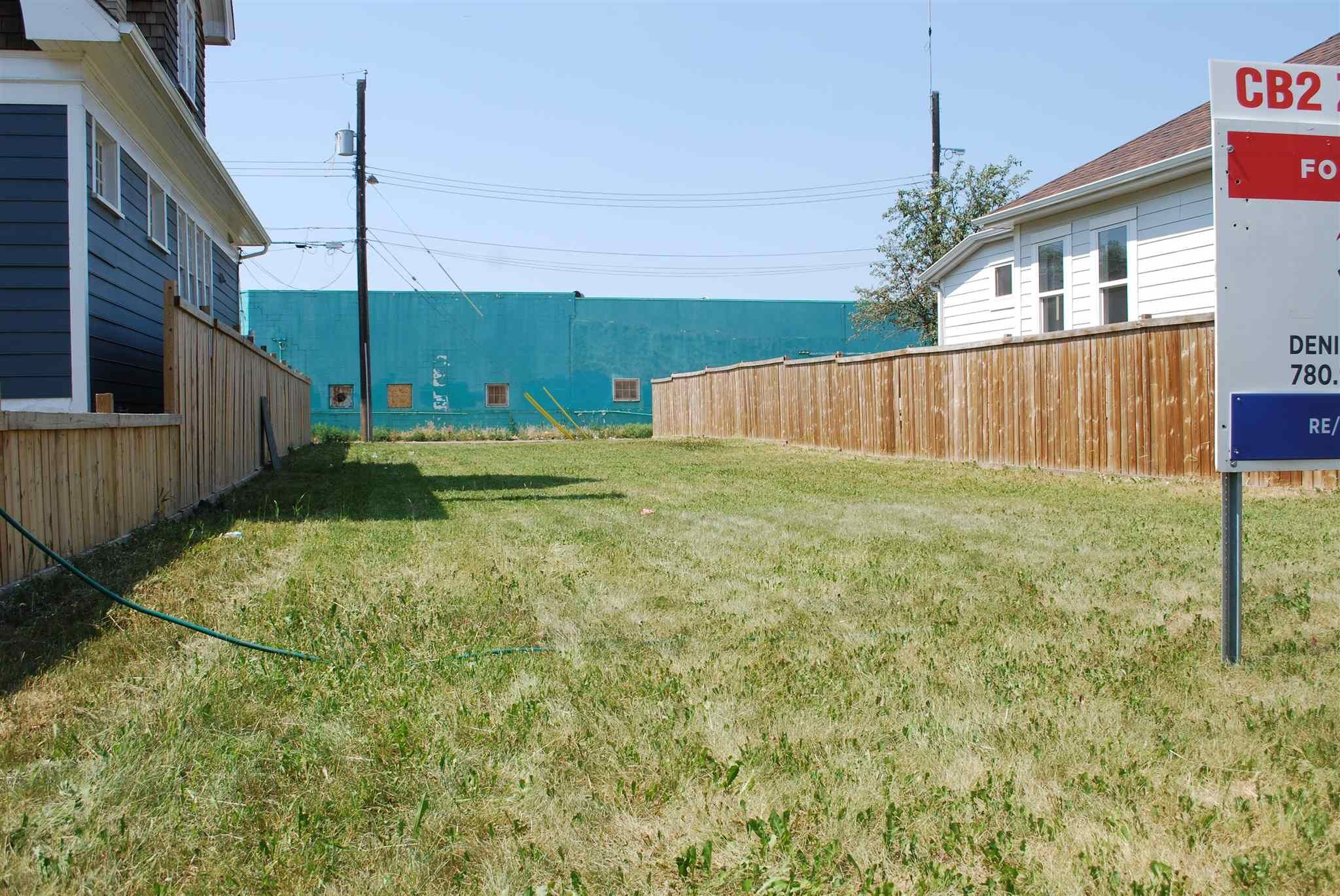 Main Photo: 11742 96 Street in Edmonton: Zone 05 Land Commercial for sale : MLS®# E4244893