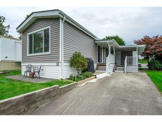 """Photo 7: 31 2035 MARTENS Street in Abbotsford: Abbotsford West Manufactured Home for sale in """"Maplewood Estates"""" : MLS®# R2624613"""