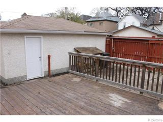 Photo 18: 562 Agnes Street in Winnipeg: Residential for sale (5A)  : MLS®# 1628122