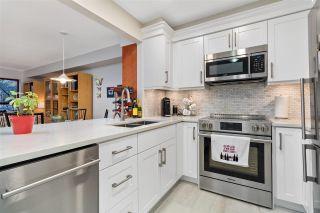 "Photo 2: 302 2140 W 12TH Avenue in Vancouver: Kitsilano Condo for sale in ""Trafalgar Mews"" (Vancouver West)  : MLS®# R2592766"