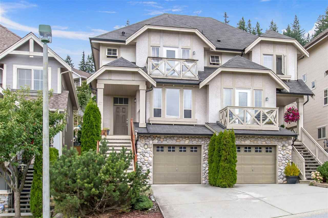 Main Photo: 87 FERNWAY DRIVE in Port Moody: Heritage Woods PM 1/2 Duplex for sale : MLS®# R2425446