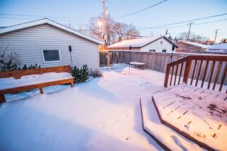 Photo 20: 523 Gagnon Street in Winnipeg: Westwood Single Family Detached for sale (5G)  : MLS®# 1800389