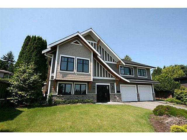 "Main Photo: 495 ALLEN Drive in Tsawwassen: Pebble Hill House for sale in ""PEBBLE HILL"" : MLS®# V987732"