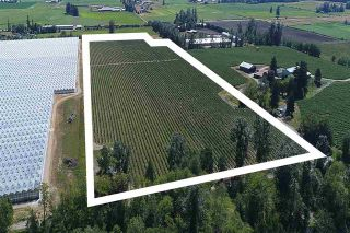 Photo 2: 27.28AC 4 Avenue in Langley: Land for sale : MLS®# R2362643