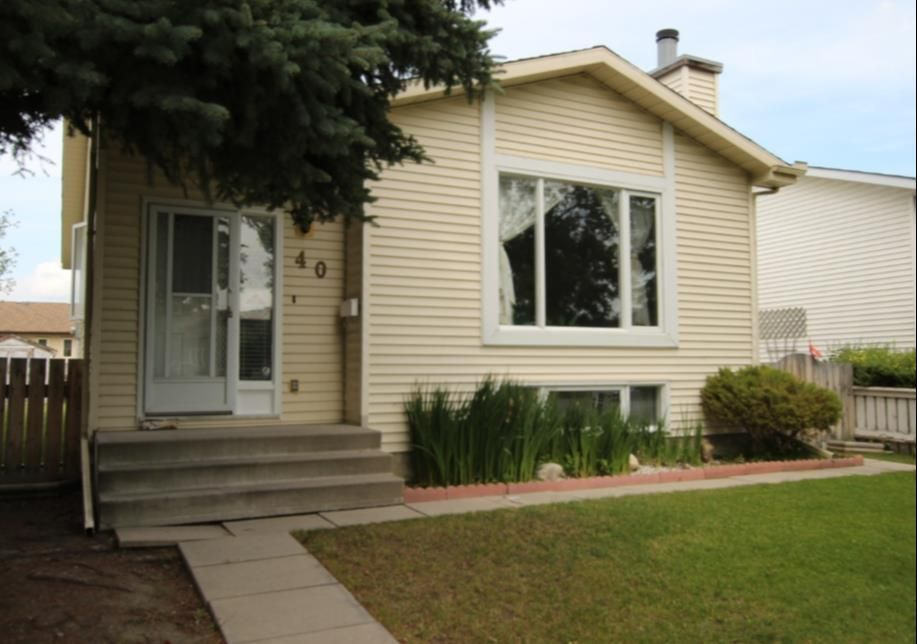 Main Photo: 40 APPLEWOOD Drive SE in Calgary: Applewood Park Detached for sale : MLS®# A1019291