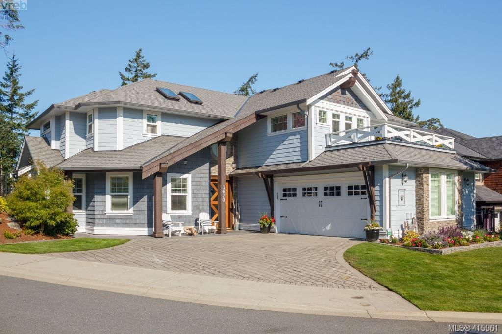 Main Photo: 3670 Coleman Pl in VICTORIA: Co Latoria House for sale (Colwood)  : MLS®# 824343