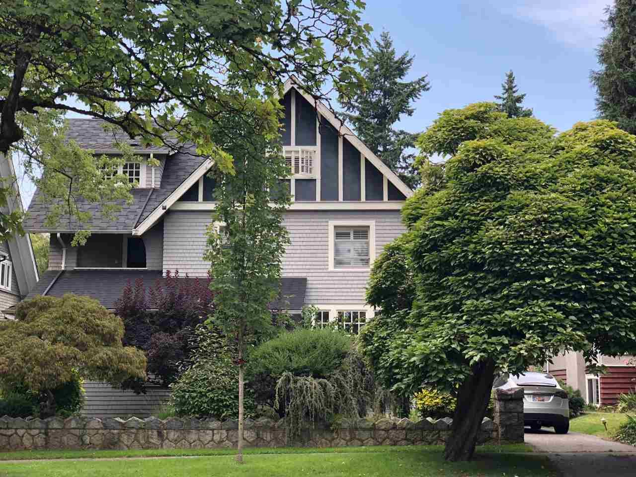 """Main Photo: 3057 W 39TH Avenue in Vancouver: Kerrisdale House for sale in """"Kerrisdale"""" (Vancouver West)  : MLS®# R2393583"""