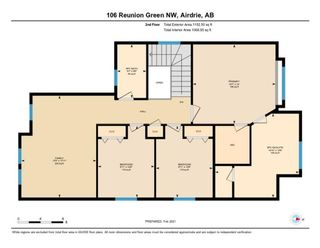 Photo 36: 106 Reunion Green NW: Airdrie Detached for sale : MLS®# A1065745