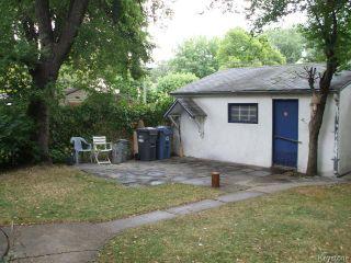 Photo 17: 426 Louis Riel Street in WINNIPEG: St Boniface Residential for sale (South East Winnipeg)  : MLS®# 1319988