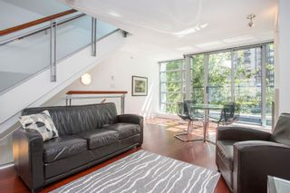 Photo 2: 320 1255 SEYMOUR STREET in Vancouver: Downtown VW Townhouse for sale (Vancouver West)  : MLS®# R2604811