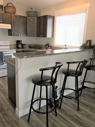 """Photo 18: A4 29666 FRASER Highway in Abbotsford: Aberdeen Manufactured Home for sale in """"Aloha Manufctured Homes & RV Park"""" : MLS®# R2469989"""