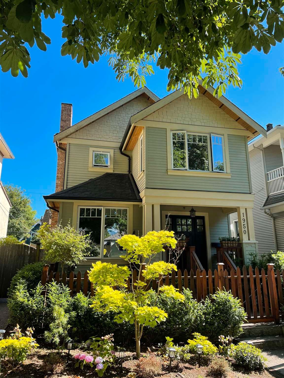 Main Photo: 1950 KITCHENER Street in Vancouver: Grandview Woodland 1/2 Duplex for sale (Vancouver East)  : MLS®# R2594806