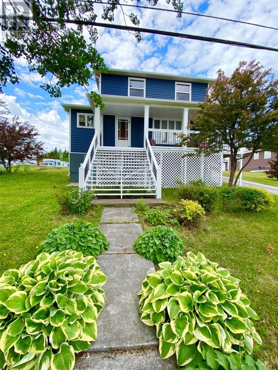 Main Photo: 139 Main Street in Embree: House for sale : MLS®# 1233415
