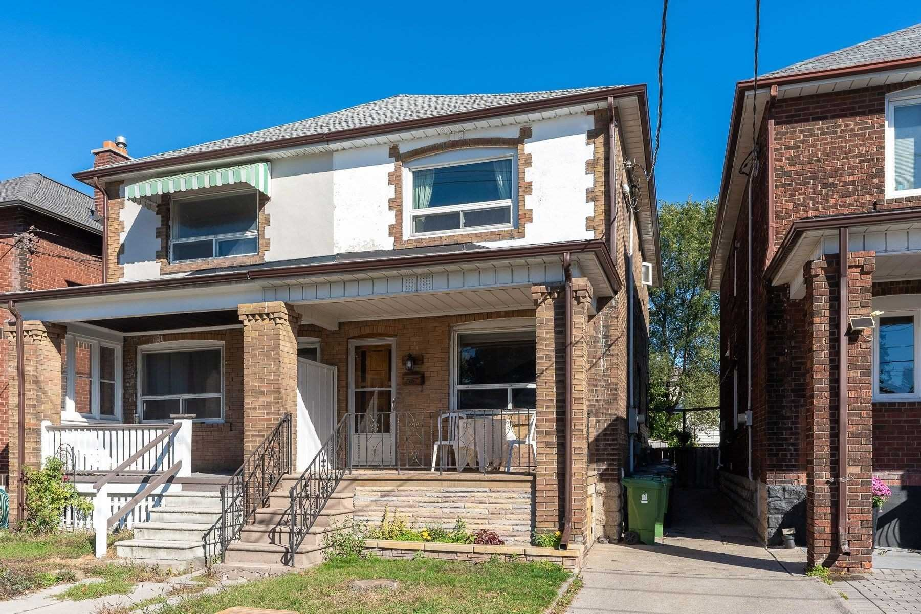 Main Photo: 467 Jane Street in Toronto: Runnymede-Bloor West Village House (2-Storey) for sale (Toronto W02)  : MLS®# W4952845