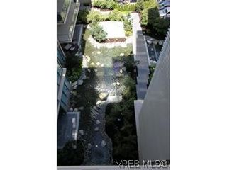 Photo 4: 1602 707 Courtney Street in VICTORIA: Vi Downtown Condo Apartment for sale (Victoria)  : MLS®# 288503