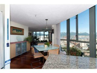 """Photo 4: 2601 1088 QUEBEC Street in Vancouver: Mount Pleasant VE Condo for sale in """"THE VICEROY"""" (Vancouver East)  : MLS®# V985091"""