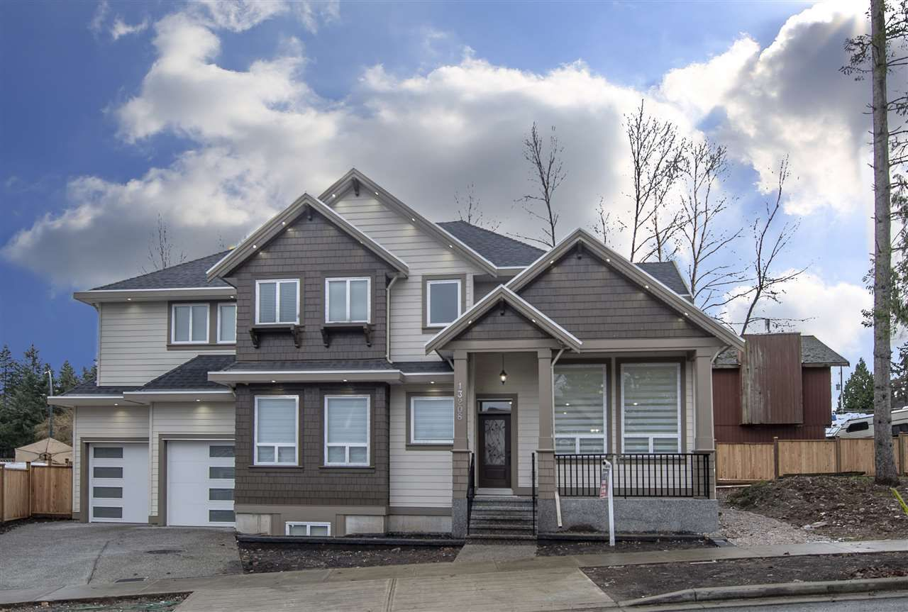 Main Photo: 13208 111 AVENUE in : Whalley House for sale : MLS®# R2328428