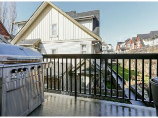 "Photo 18: 85 7155 189TH Street in Surrey: Clayton Townhouse for sale in ""BACARA"" (Cloverdale)  : MLS®# F1405846"