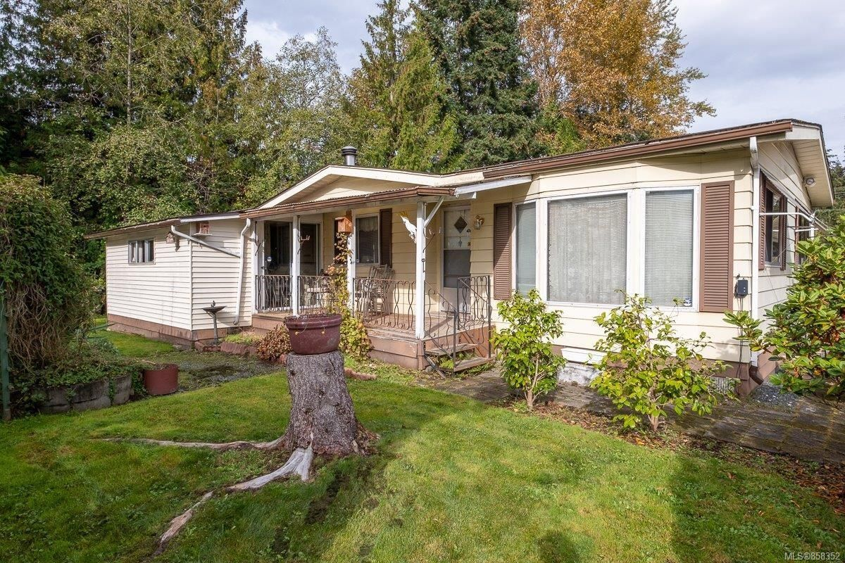 Main Photo: 2 61 12th St in : Na Chase River Manufactured Home for sale (Nanaimo)  : MLS®# 858352