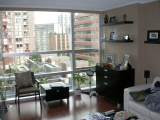 "Photo 4: 509 1050 BURRARD Street in Vancouver: Downtown VW Condo for sale in ""SUITES AT WALL CENTRE"" (Vancouver West)  : MLS®# V771127"