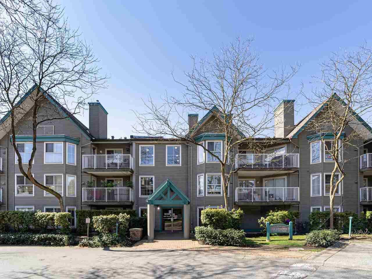 """Main Photo: 312 15130 108 Avenue in Surrey: Guildford Condo for sale in """"River Pointe"""" (North Surrey)  : MLS®# R2561165"""