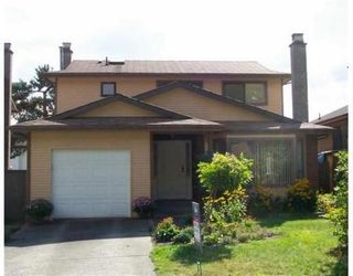 Photo 1: 3220 CORTES AV in Coquitlam: House for sale (Canada)  : MLS®# V611789