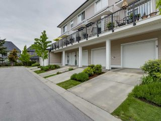 """Photo 20: 9 2469 164 Street in Surrey: Grandview Surrey Townhouse for sale in """"Abby Road"""" (South Surrey White Rock)  : MLS®# R2063728"""