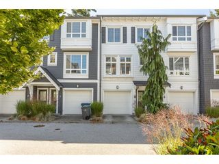 """Photo 1: 14 2487 156 Street in Surrey: King George Corridor Townhouse for sale in """"Sunnyside"""" (South Surrey White Rock)  : MLS®# R2617139"""