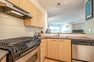 """Photo 4: 218 9339 UNIVERSITY Crescent in Burnaby: Simon Fraser Univer. Condo for sale in """"HARMONY"""" (Burnaby North)  : MLS®# R2171696"""