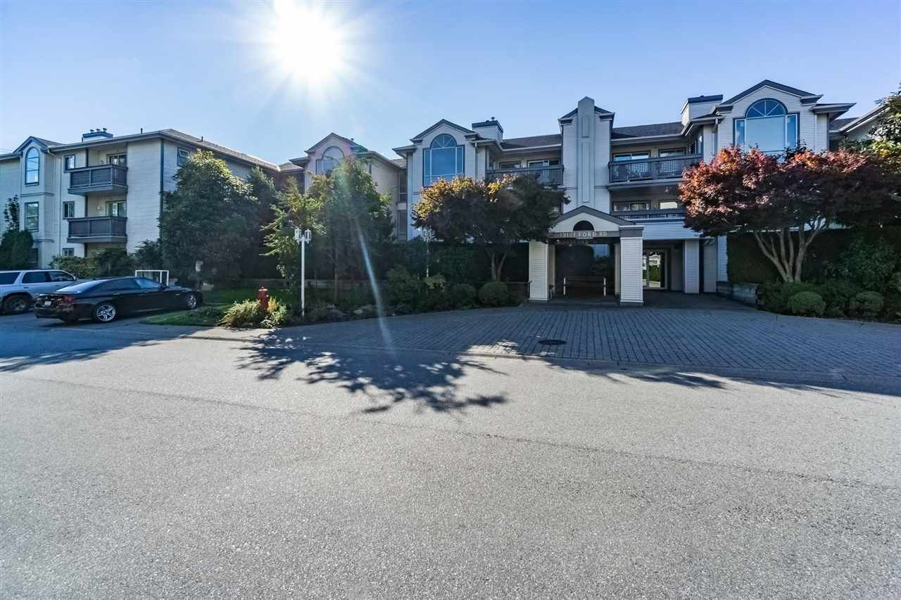 Main Photo: 309 19121 FORD ROAD in Pitt Meadows: Central Meadows Condo for sale : MLS®# R2111049